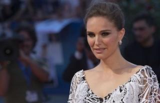Hollywood yıldızı Natalie Portman'dan İsrail'e...