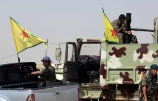 IKBY yetkilileri Peşmergenin Suriye'ye geçtiği...