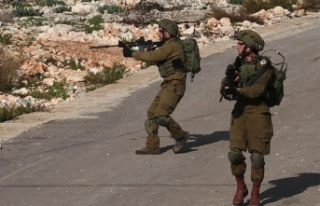 İsrail güçleri Batı Şeria'da 15 Filistinliyi...