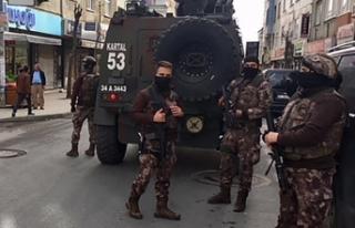 İstanbul merkezli terör operasyonunda 12 gözaltı