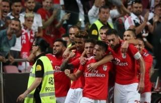 İşte G.Saray'ın rakibi Benfica