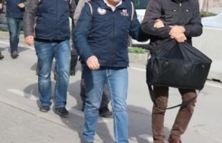 İzmir merkezli 5 ilde FETÖ operasyonu: 15 gözaltı