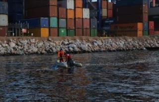 İzmit Körfezi'ni kirleten gemiye kesilen ceza...