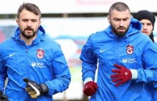 Kadro dışı kararları Trabzonspor'a olumlu...