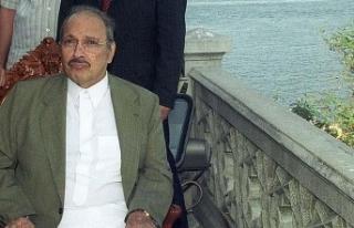 Kral Selman'ın ağabeyi Talal bin Abdulaziz...