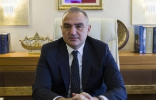 Kültür ve Turizm Bakanı Ersoy: Bakanlığın tanıtım...