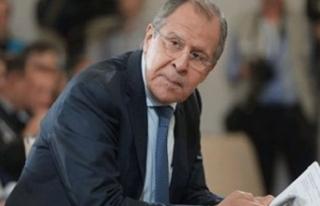 Lavrov: Türk birliklerin İdlib'de bulunmasını...