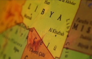 Libya'nın güneyindeki Şerare Petrol Sahası'nda...