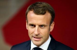 Macron'dan skandal karar