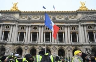 Macron'un sarı yelekliler için aldığı kararlara...