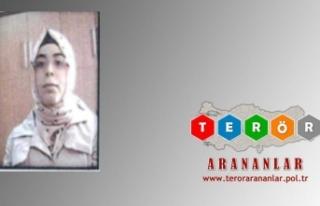 Mavi kategoride aranan DEAŞ'lı kadın terörist...