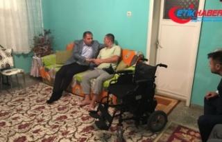 MHP'li Öztürk: Engelli Çocuklarımıza Verilen...