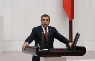 MHP'li Taşdoğan, milli ve yerli silah çağrısı...