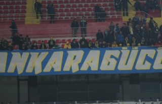 MKE Ankaragücü-Göztepe maçı Kayseri'de