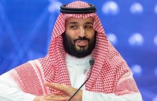 "Suudi Veliaht Prens: ""İran'la savaşımız küresel..."