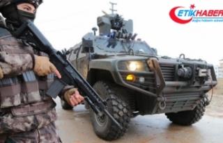 Muş'ta terör örgütü PKK'ya yönelik...