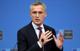NATO Genel Sekreteri Stoltenberg: Taliban artık müzakere...