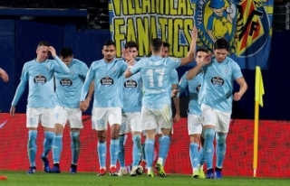 Okay Yokuşlu attı, Celta Vigo kazandı