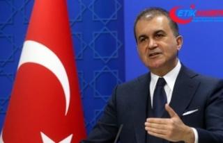 Ömer Çelik: Erdoğan ve Bahçeli yarın 16.00'da...