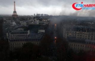 Paris'teki son gösterilerin faturası ağır...