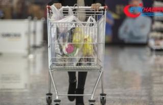 Plastik poşetleri ücretsiz verenlere para cezası...