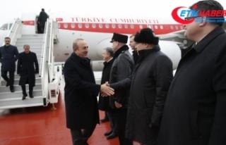 Rus ve Türk heyetlerinin 'Suriye' toplantısı...