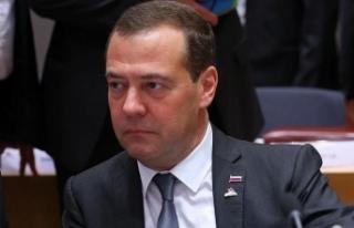 Rusya Başbakanı Medvedev: Ticaret savaşlarının...