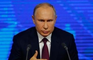 Rusya Devlet Başkanı Putin: Türkiye ve Rusya Avrasya'nın...