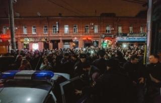 """Rusya'da """"konser"""" krizi"""