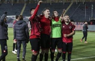 Spor Toto 1. Lig'de ilk yarının lideri Gençlerbirliği