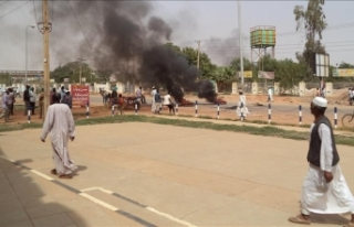 'Sudan'daki gösterilerde 22 kişi hayatını...