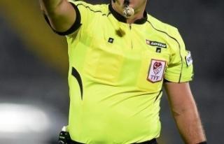 Süper Lig'de 15. hafta maçlarını yönetecek...