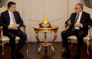 Tarım ve Orman Bakanı Pakdemirli: Kıbrıslı Türklerinin...