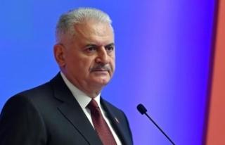TBMM Başkanı Binali Yıldırım: Suriye'de...