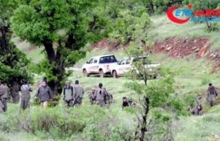 Terör örgütü PKK, Sincar'da çocukları silah...