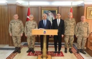 'Terör örgütü güvenlik güçlerinin karşısına...