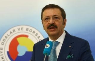 TOBB Başkanı Hisarcıklıoğlu: Bu çalkantılı...