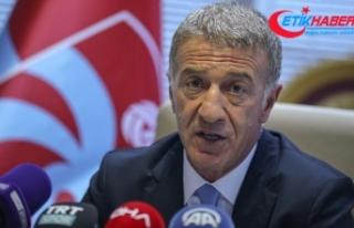 Trabzonspor Ağaoğlu döneminde yükselişe geçti