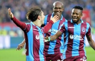 Trabzonspor-Çaykur Rizespor:4-1