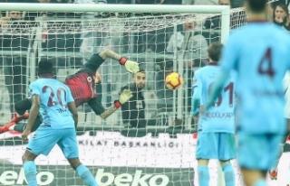 Trabzonspor'dan ilk yarıda 41 gol