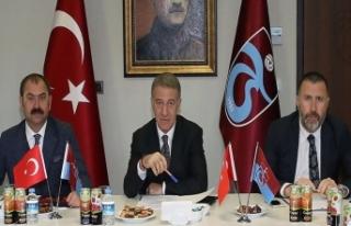 Trabzonspor yönetimi görev dağılımını yaptı