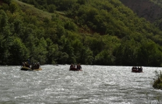 Tunceli, Dünya Rafting Şampiyonası'na ev sahipliği...
