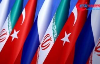 Türkiye, Rusya ve İran Cenevre'de Suriye konulu...