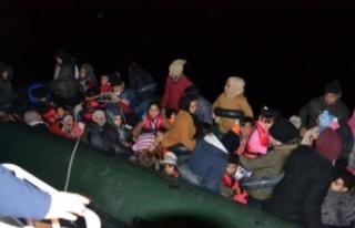 Türkiye'de 13 yılda 1.25 milyon düzensiz göçmen...