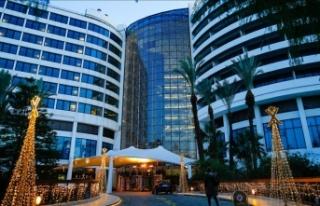 Türkiye otel doluluk oranında en yüksek artışı...