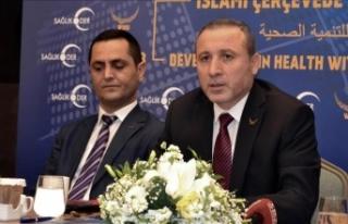 'Türkiye sağlık sektöründe Batı'yla...
