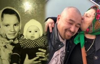 38 yıl sonra annesine kavuştu