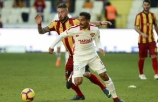 5 gollü maçın kazananı Malatyaspor
