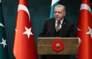 'Afganistan, Pakistan ve Türkiye arasındaki...