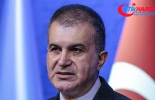 AK Parti Sözcüsü Çelik: CHP'de bir rant kavgası...